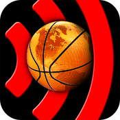 Live Basketball Radio - iBasketball Sports News, Schedules and Games icon