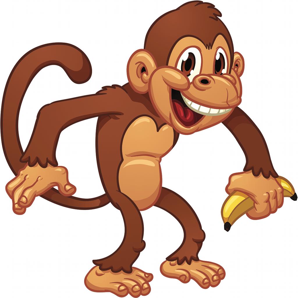 monkey for kids   iphone entertainment apps  agnieszka luszcek
