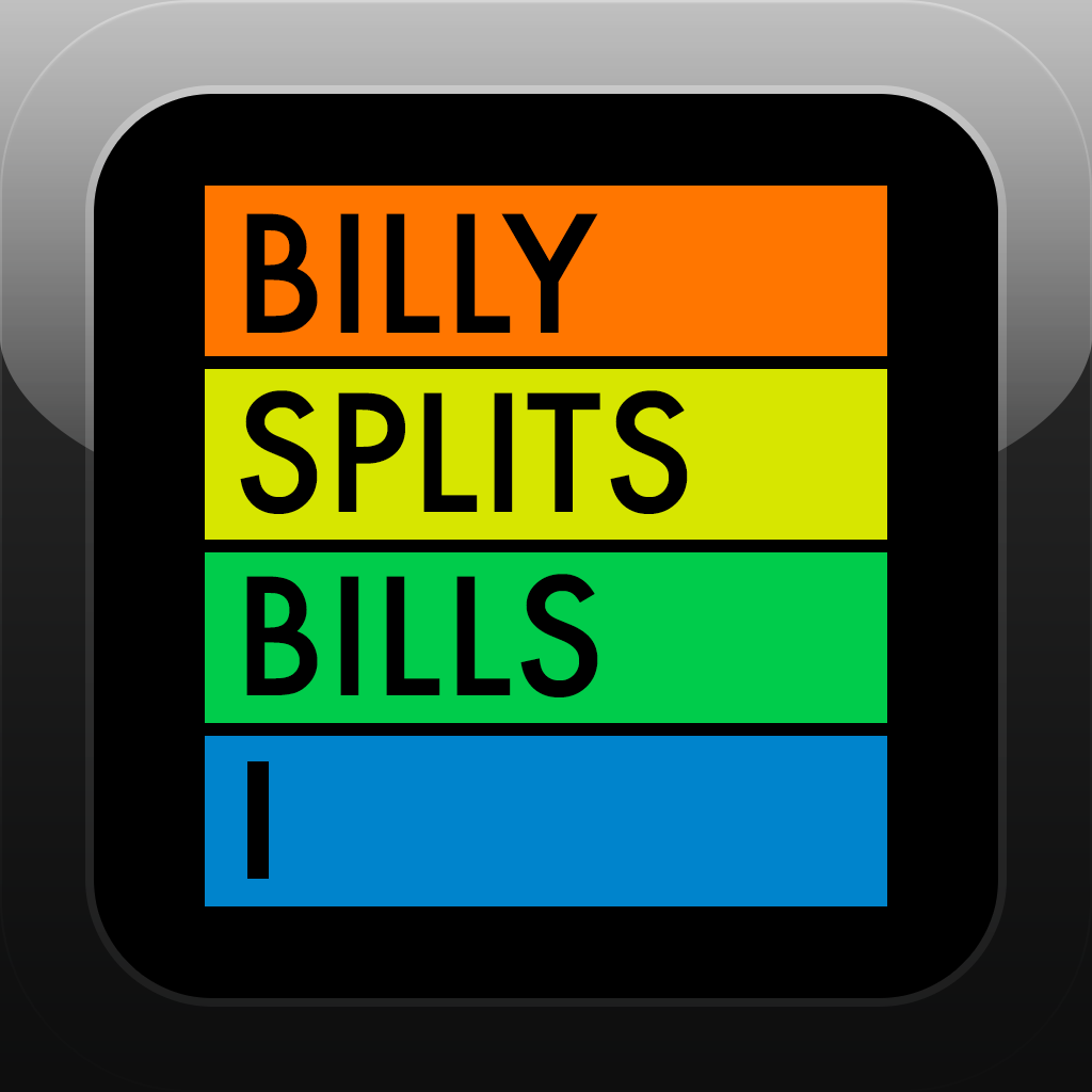 Billy Splits Bills