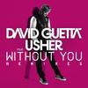 Without You (Remixes) [feat. Usher] - EP, David Guetta