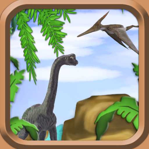 Dinosaurs World - Vocal Memory Match Game For Children HD