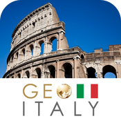 Geo Italy - 5 games in 1 - Play with regions and capitals of Italy! icon