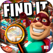 Astro City HD - HIDDEN OBJECT game icon