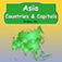 Learn Asia Countries and Capitals