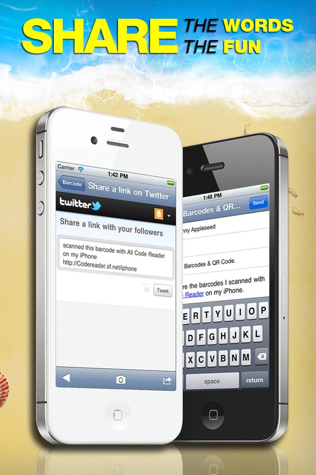 Barcode & QR Code Reader screenshot 5