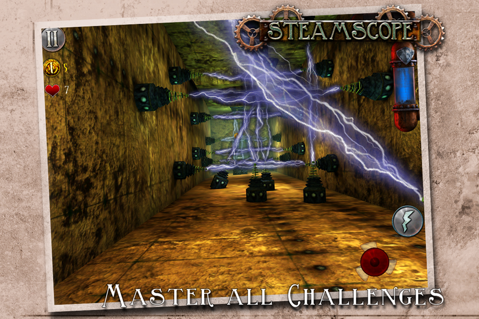 Steamscope Screenshot