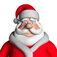 A Talking Santa 3D for iPhone - The Merry  Christmas Apps &amp; Game