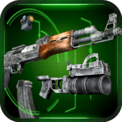 Gun Builder ELITE - Modern Weapons & Assault Rifles icon