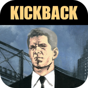 Kickback – a crime-noir thriller from the co-creator of V for Vendetta icon