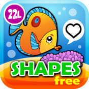 Shapes Toddler Preschool! icon