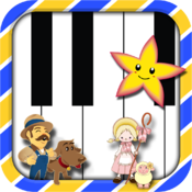 Kid Songs Piano! - Learn To Read Music