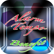 Alarm Tempo Benefit icon