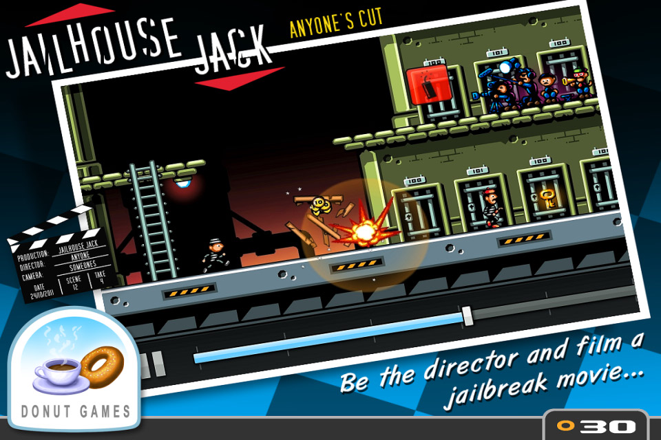 Free Jailhouse Jack iPhone Game