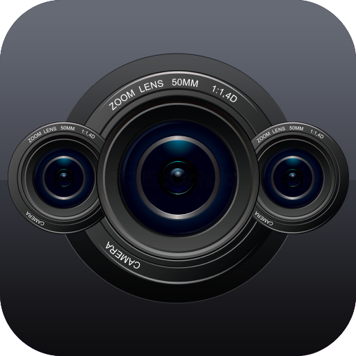 Camera Multi-Lens for iPhone 4S
