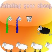 Painting your sheep icon