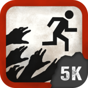 Zombies, Run! 5k Training Review icon