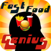Fast Food Genius icon