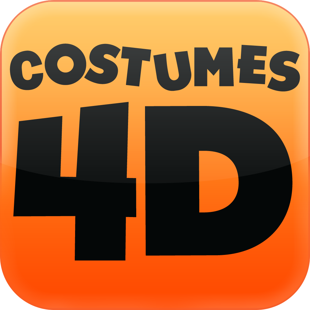 Halloween Costumes In 4D