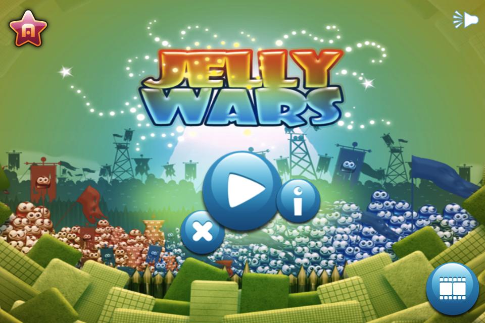 Jelly Wars Free