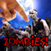 Finger Zombies! 3D Halloween Playground for the Angry Undead for iPhone