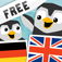 LinguPingu FREE - English German / Deutsch Englisch - children learn languages