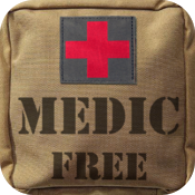 Military Medic Book Collection Free icon
