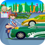 Car Service - Best Time Management Tycoon Game icon