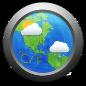 桌面天气预报 DesktopForecasting
