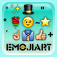 Emoji 5,000+ (pre-made beautiful EmojiArt) for iPhone