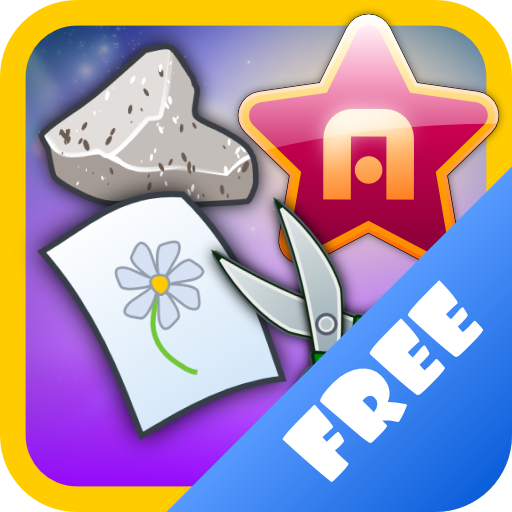 Star Rock Paper Scissors Free