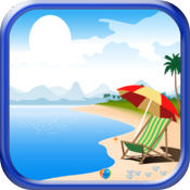 Sea Beach Wallpapers for Retina Display icon