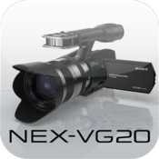 NEX-VG20 Interactive Guide icon