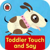 First Words: Toddler Touch and Say icon