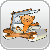 Preschool Kitty Puzzle icon