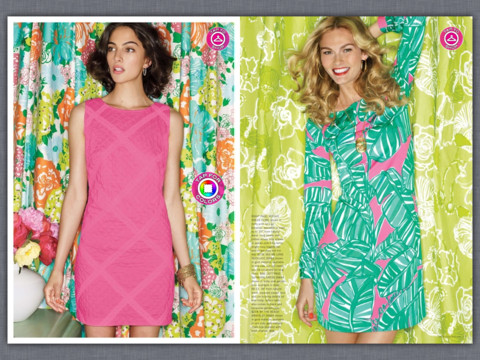 Lilly Pulitzer iCatalog+ - iPhone Mobile Analytics and App Store Data