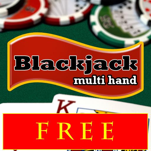 BlackJack Multi-Hand HD FREE for iPad