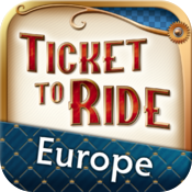 Ticket to Ride Europe Pocket icon