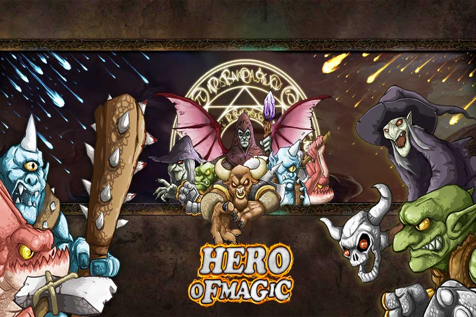 Hero of Magic screenshot 2
