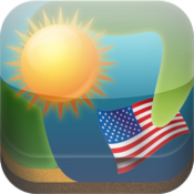 Live USA Weather With Map icon