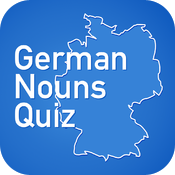 German Nouns Quiz icon