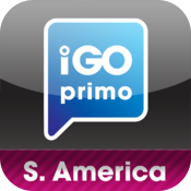 South America - iGO primo app icon