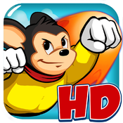MIGHTY MOUSE My Hero HD icon