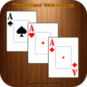 Three Card Trick Casino icon