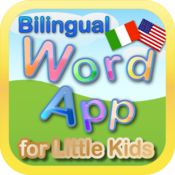 ABC 123 WordApp - English Italian edition icon
