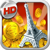 Coin Dozer - World Tour HD icon