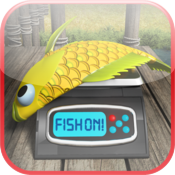 Fish On! Maze Game for the Mega Fisherman icon