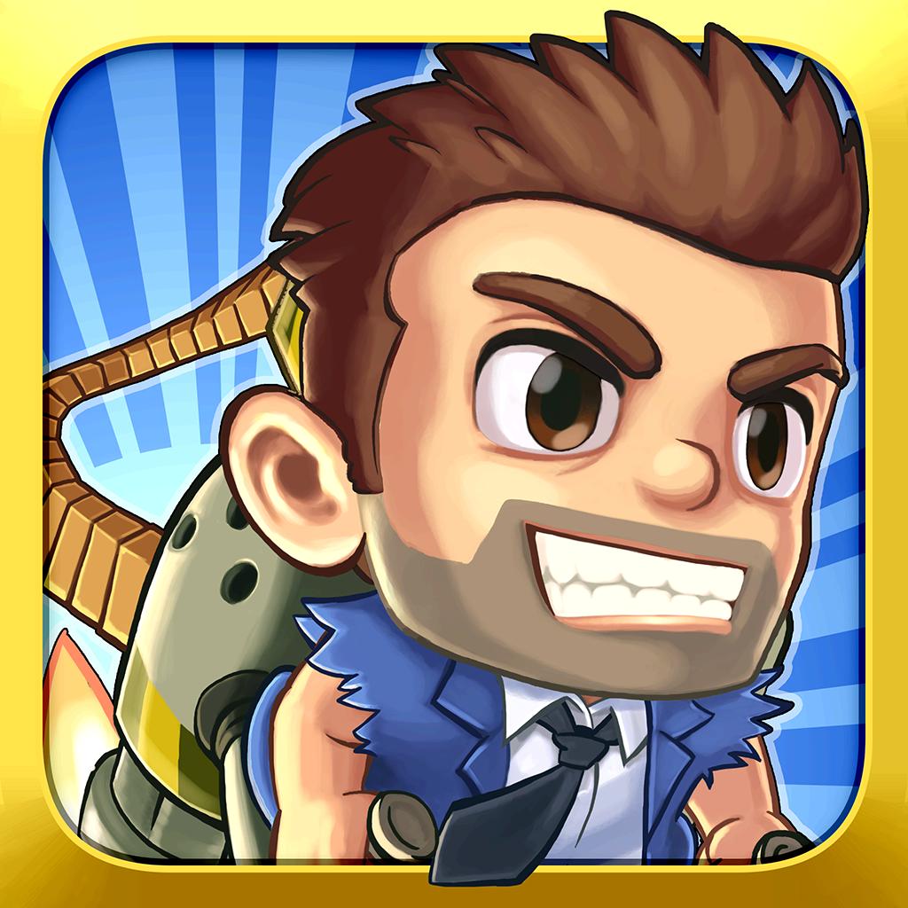 mzm.ukraossd Vuela todo lo que puedas con el juego Jetpack Joyride para iPad