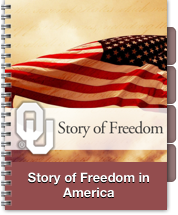 Logo for Story of Freedom in America
