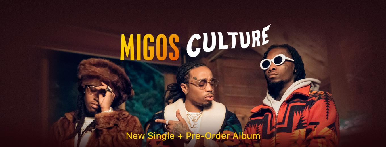 Culture by Migos