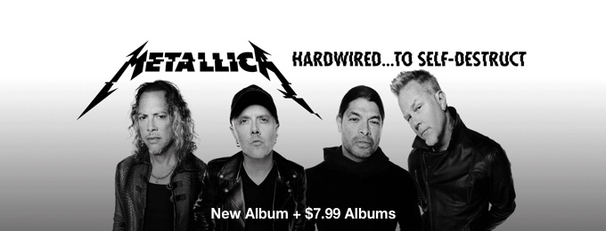 Hardwired ... To Self-Destruct (Deluxe) by Metallica
